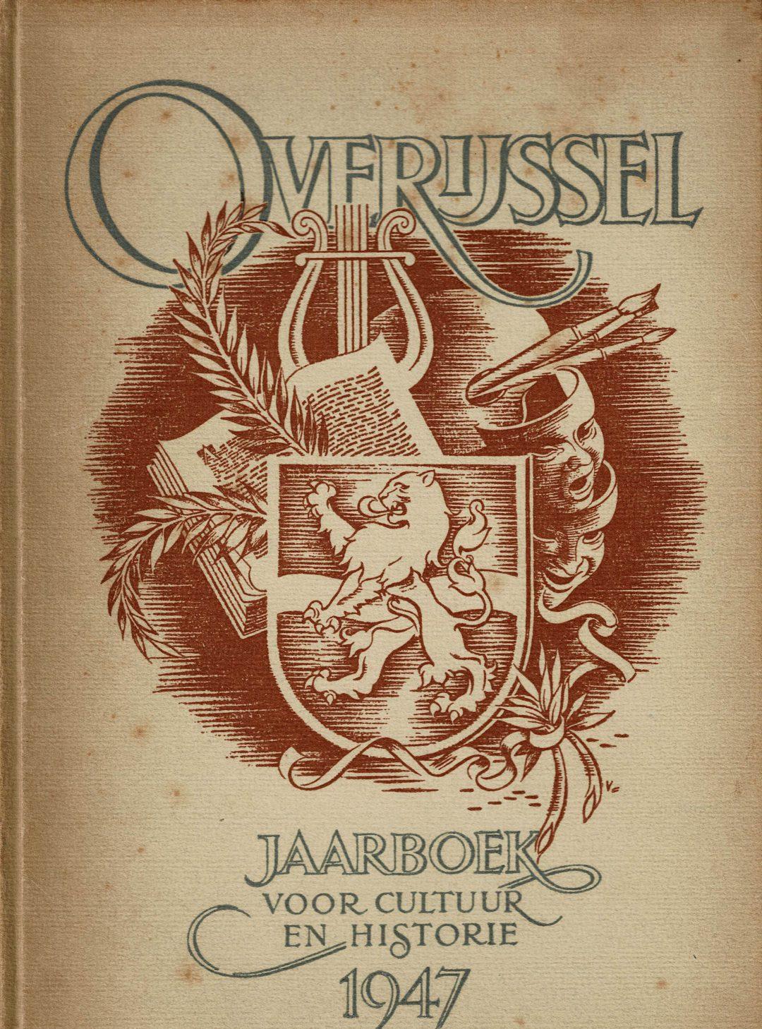 Johanna van Buren in Jaarboek Overijssel 1947